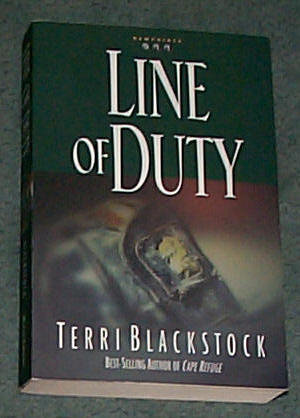 Image for LINE OF DUTY -  NEWPOINT 911 - BOOK 5