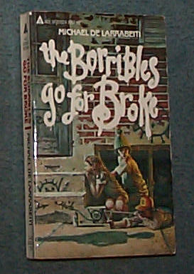 Image for BORRIBLES GO FOR BROKE, THE