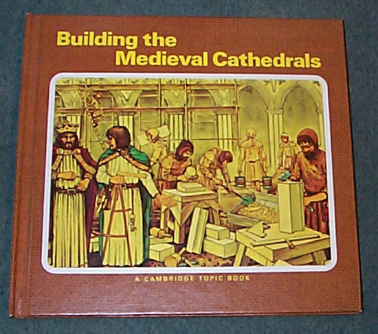 Image for BUILDING THE MEDIEVAL CATHEDRALS