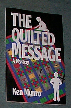 Image for QUILTED MESSAGE, THE