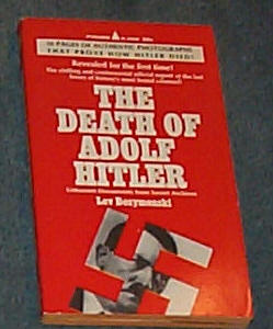 Image for DEATH OF ADOLF HITLER, THE