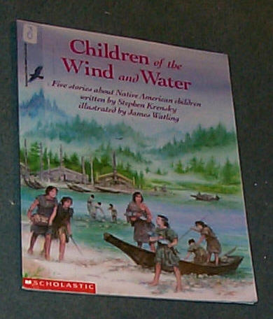 Image for Children of Wind and Water