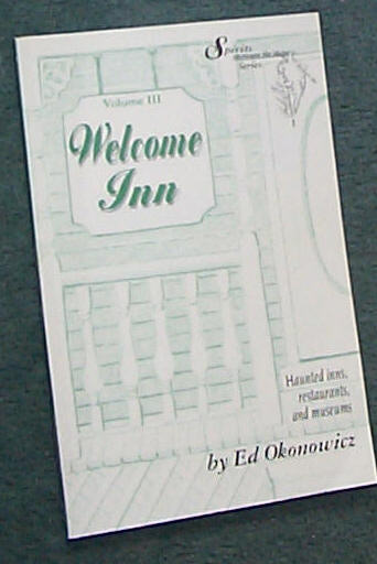 Image for WELCOME INN - VOLUME III SPIRITS BETWEEN THE BAYS SERIES