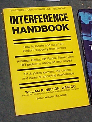 Image for INTERFERENCE HANDBOOK