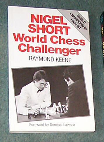 Image for NIGEL SHORT - WORLD CHESS CHALLENGER