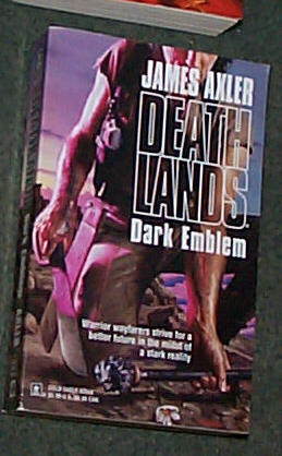Image for DARK EMBLEM - DEATH LANDS SERIES
