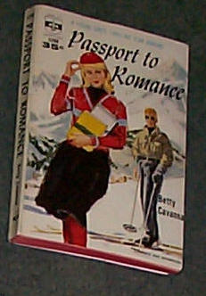 Image for PASSPORT TO ROMANCE